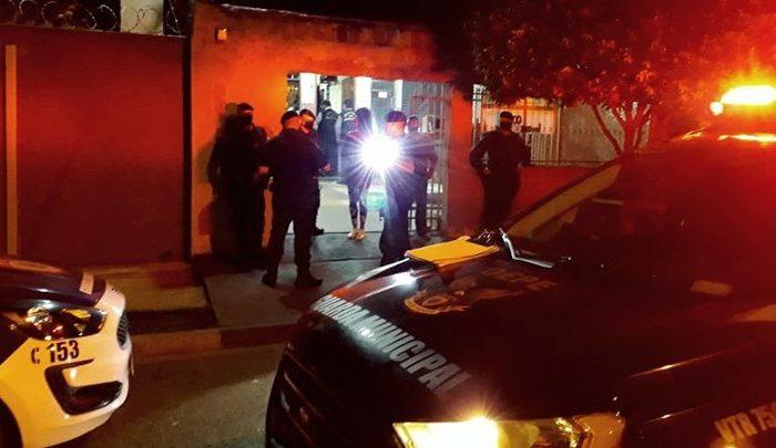Guarda Municipal registra grande quantidade denúncias no final de semana em Londrina