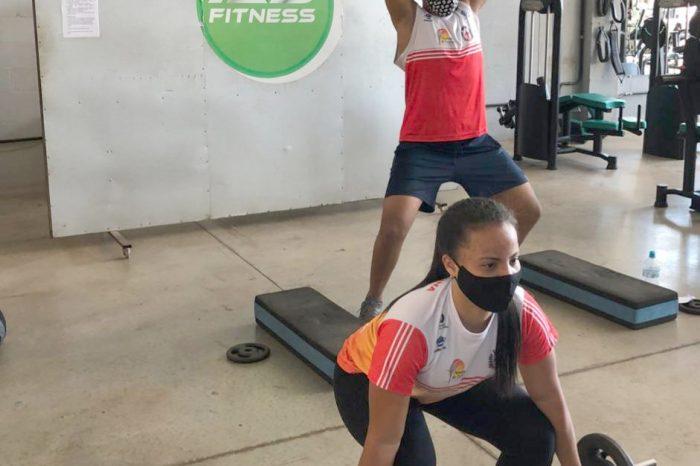 Atletismo Londrina retoma treinamentos presenciais após quatro meses