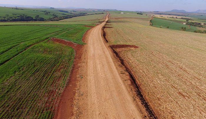 Agricultura mantém desafio recuperar e conservar estradas rurais