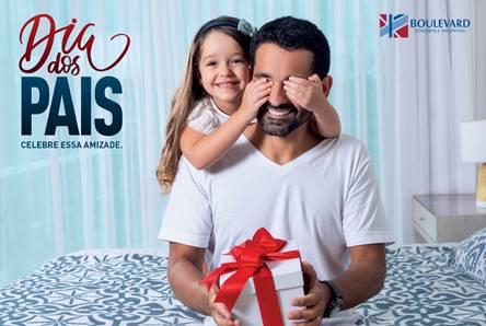 Boulevard Londrina Shopping celebra Dia dos Pais com ações nas redes sociais