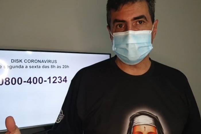 """Marcelo Belinati descarta lockdown: """"Não cabe mais fechar tudo"""""""