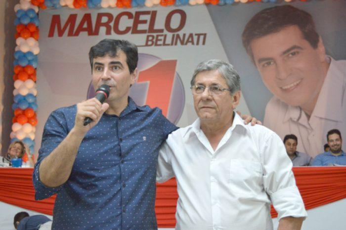 Tudo indica que João Mendonça será vice de Belinati nas eleições em 2020