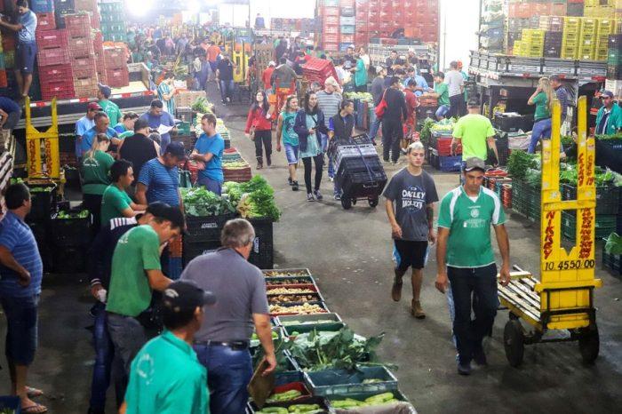 Associações e pequenas cooperativas poderão comercializar produtos nas Ceasas