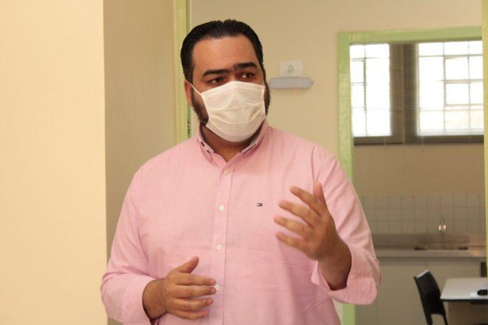 Secretário Felippe Machado participa do Jornal da Manhã e fala tudo sobre a vacinação em Londrina