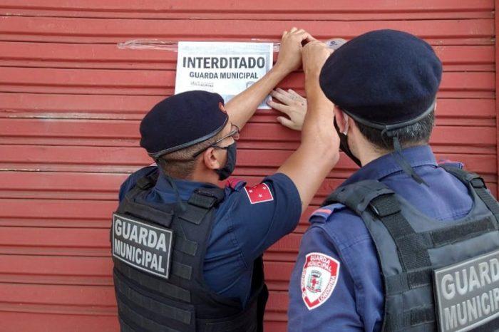 Força-tarefa já atendeu mais de mil descumprimentos de decretos em 10 dias em Londrina
