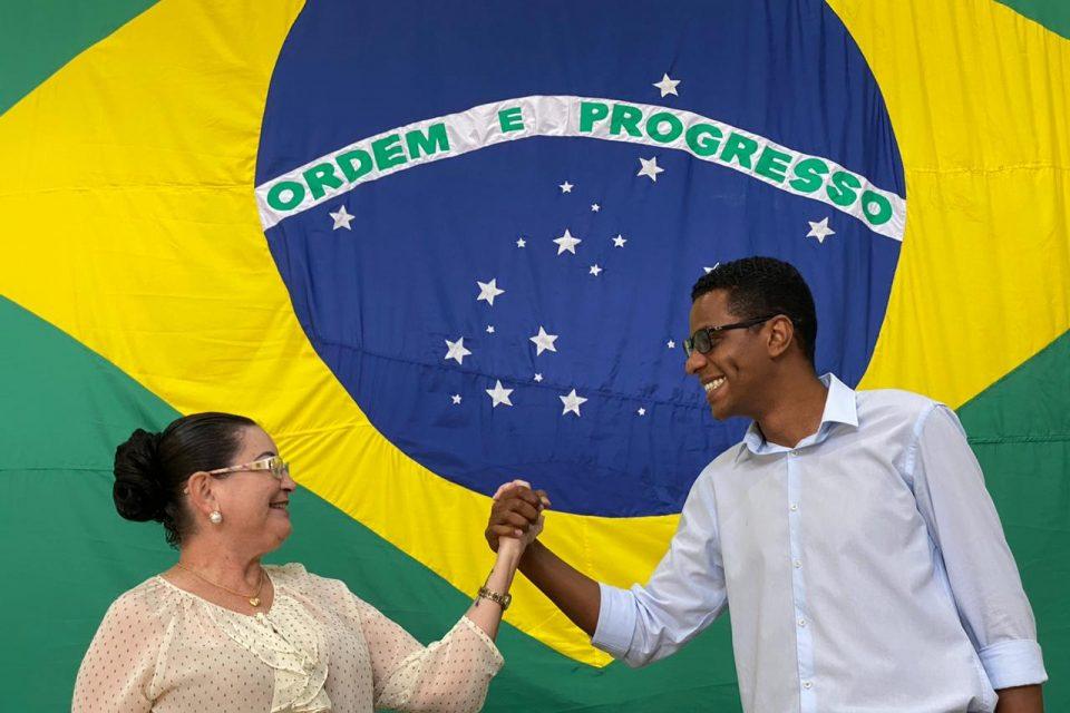 Junior Santos Rosa e PSL unem forças na disputa pela Prefeitura