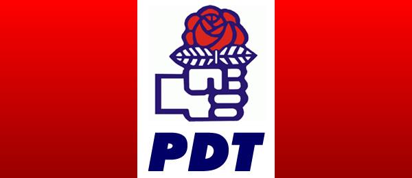 Registro do PDT tem chapa completa