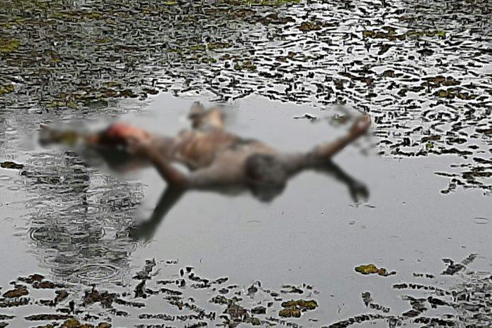 Corpo de homem é encontrado em lagoa no Cilo 3
