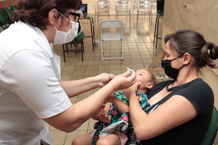 Dia D oportuniza multivacinação e promoção da saúde da mulher
