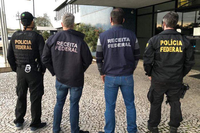 PF deflagra operação contra lavagem de dinheiro do tráfico internacional de drogas
