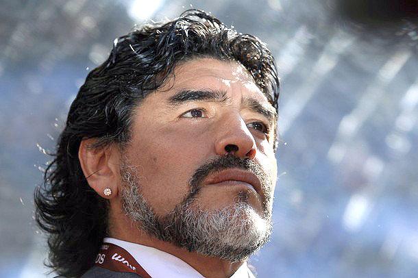 Falece, aos 60 anos, Diego Armando Maradona - Portal Paiquerê