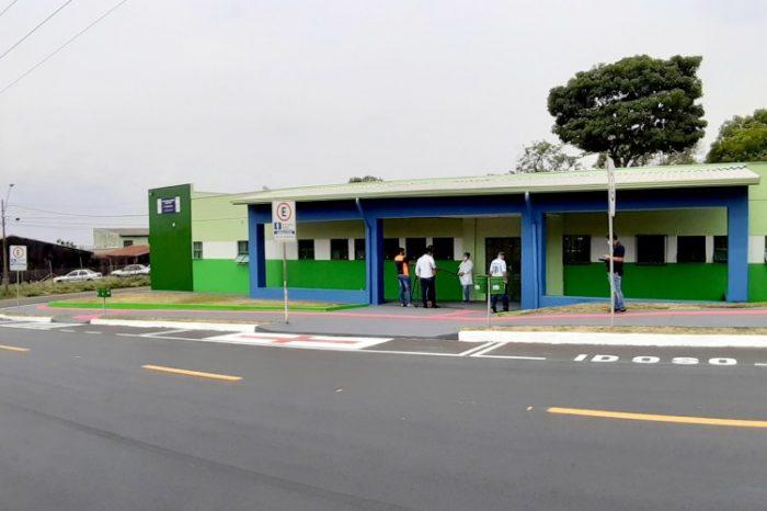 Saúde entrega reforma de UBS no Jardim Marabá