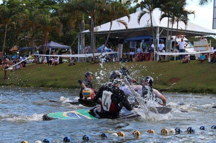 Atletas de Londrina sobem ao pódio no Campeonato Brasileiro de Caiaque Polo