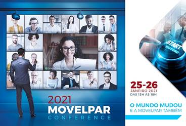 Movelpar Conference será lançada nesta quarta-feira (9)