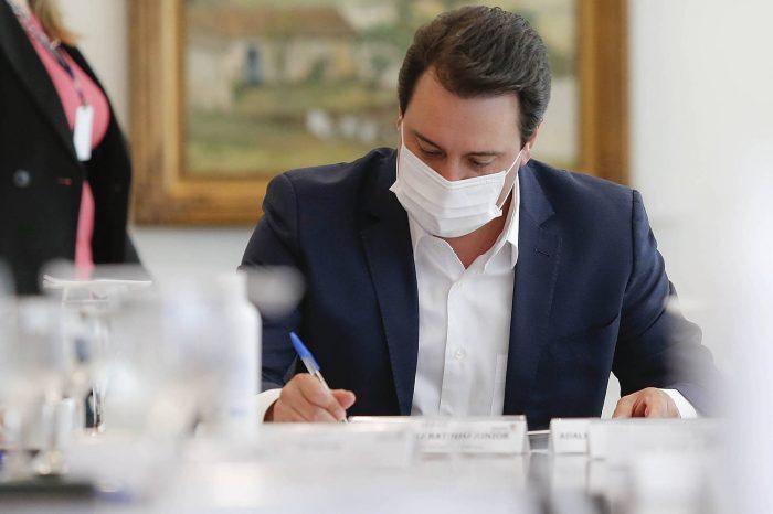 """Ratinho Júnior: """"Paraná está pronto para iniciar vacinação contra a Covid-19"""""""