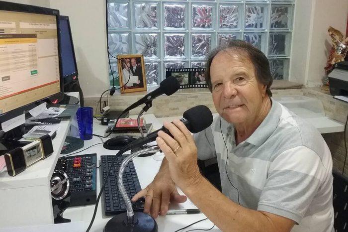 Falece o radialista e político Algaci Tulio por Covid-19