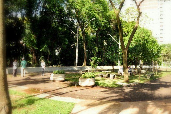 Município recebe proposta única para obras de revitalização do Bosque