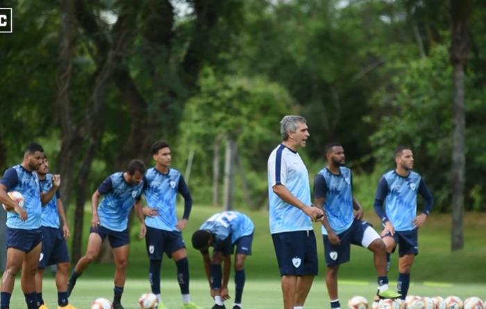LEC inicia última semana de treinos antes da estreia no Campeonato Paranaense