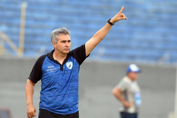 Silvinho será o técnico do LEC no jogo contra o Remo