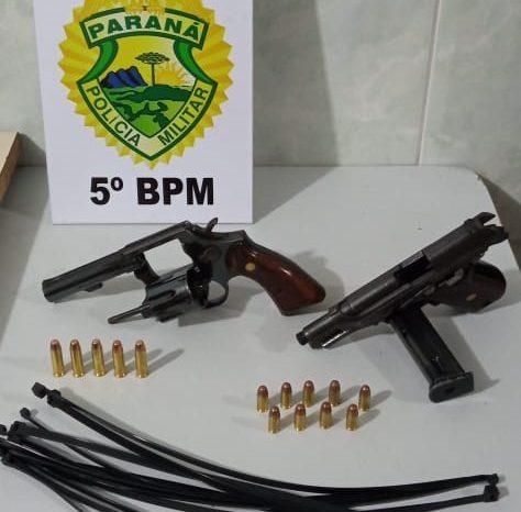 Assalto a residência no Jardim Itatiaia termina com troca de tiros entre PM e bandidos; um assaltante foi morto