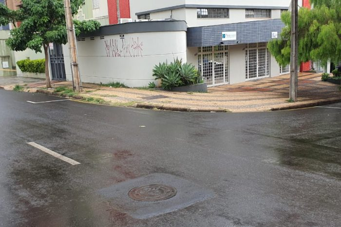 Cerca de 80 tampas de bueiro foram furtadas desde novembro em Londrina