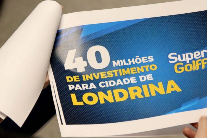 Investimentos de R$ 40 milhões de rede varejista irá gerar 1200 empregos em Londrina
