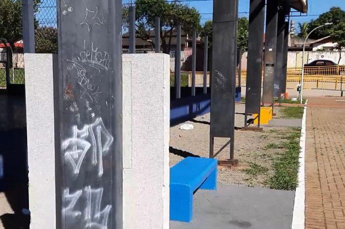 CMTU chama atenção para atos de vandalismo em Londrina