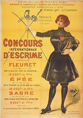 II Jogos Olímpicos – 1900 – Paris - França