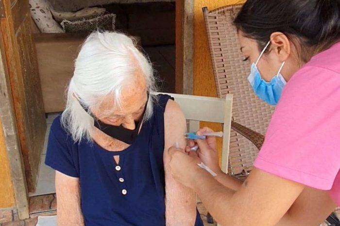 Vacinômetro: Londrina ultrapassa 93 mil vacinados em 1ª dose contra a Covid-19