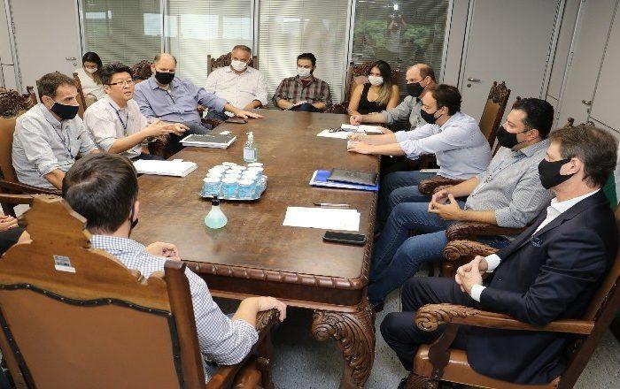 Sanepar e prefeitura intensificam parcerias por Londrina