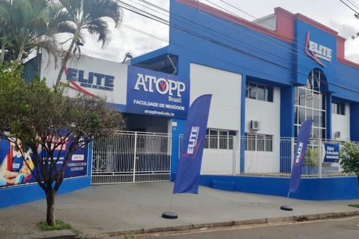 Colégio Atopp Brasil se une ao Elite Rede de Ensino