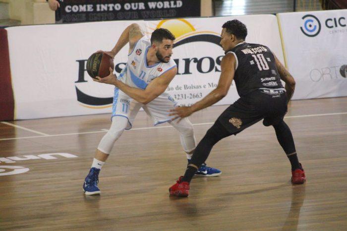 Londrina Basketball ganha tempo de preparação para sequência do Brasileirão