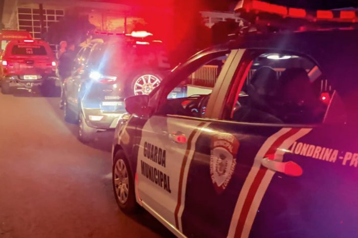 GM prende suspeito por descumprimento de medida protetiva