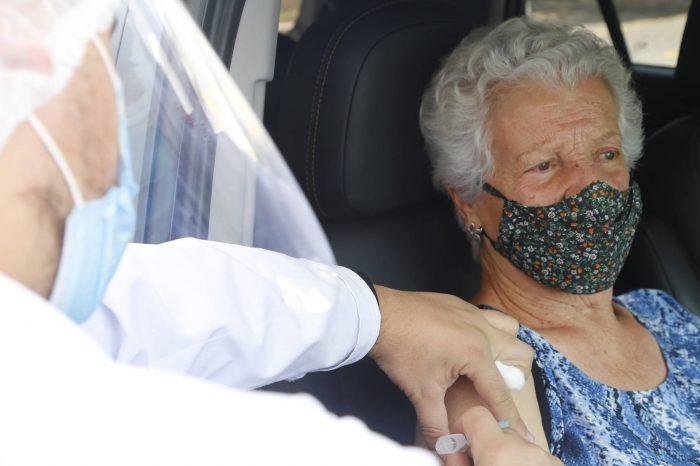 Vacinômetro: Londrina já teve mais de 180 mil doses aplicadas