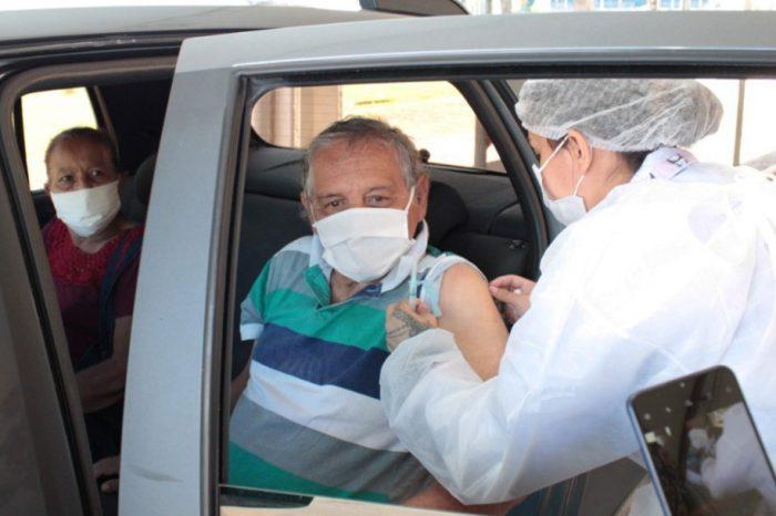Vacinômetro: Londrina ultrapassa 65 mil completamente imunizados contra a Covid-19