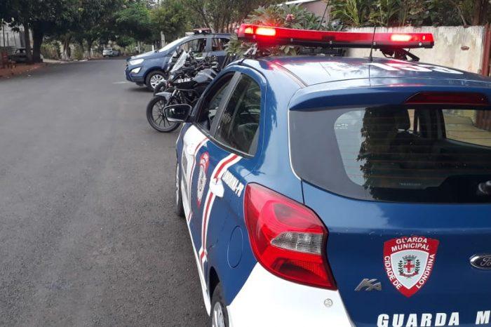 Guarda Municipal prende em flagrante homem que tentava invadir casa da ex-esposa