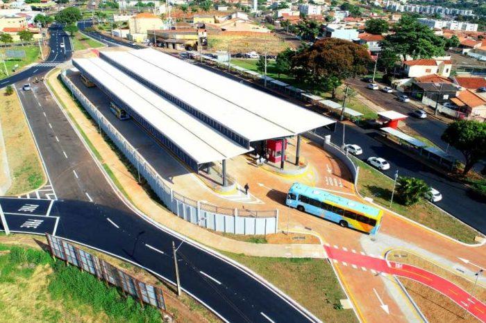 Novo Terminal do Milton Gavetti já está em operação