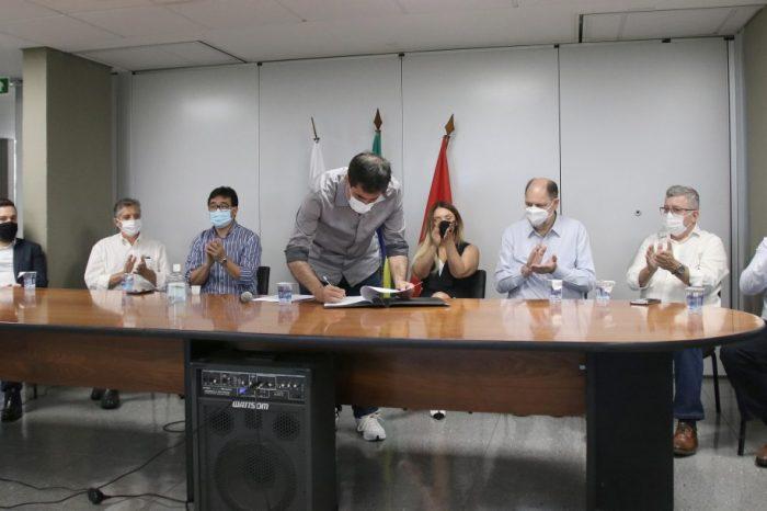 Município e entidades lançam Pacto pelo Desenvolvimento de Londrina