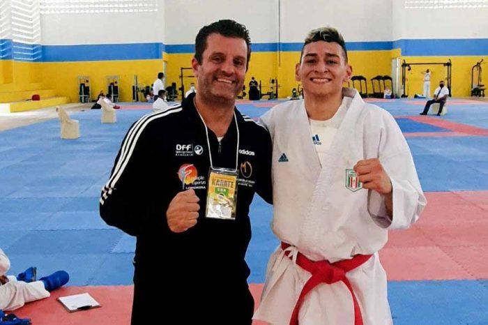 Atleta de Londrina se classifica para os Jogos Pan-Americanos da Juventude