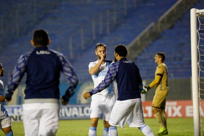 Tárik e Pirambu marcam e LEC arranca empate com o Botafogo no Estádio do Café