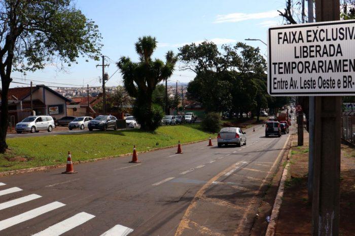Obras para trincheira na avenida Rio Branco tem nova interdição