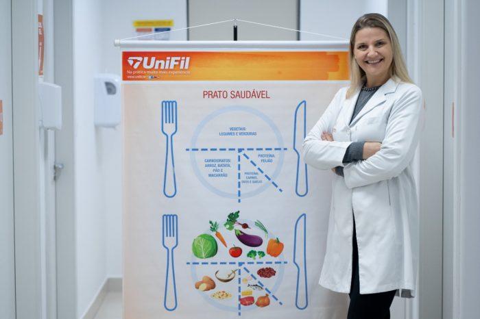 Nutrição da UniFil lança livro e orienta na prevenção e recuperação de Covid-19