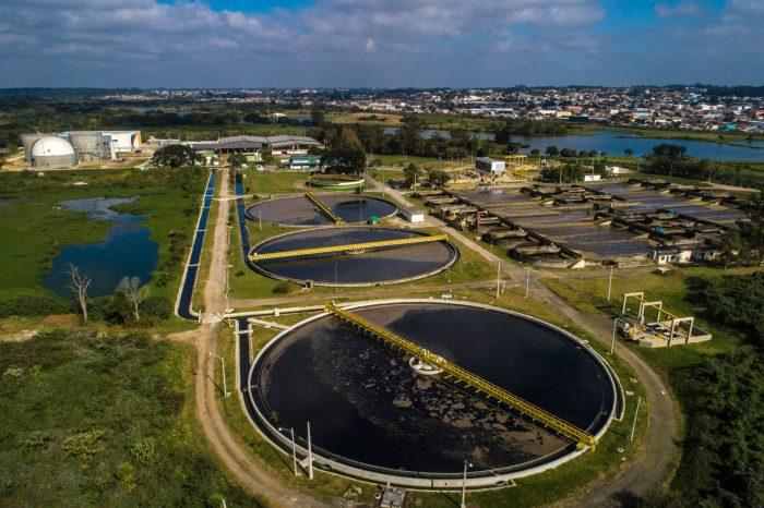 Paraná lidera ranking de saneamento entre os estados do Sul