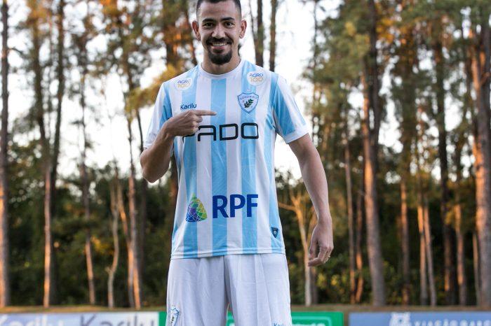 LEC apresenta zagueiro revelado pelo Grêmio
