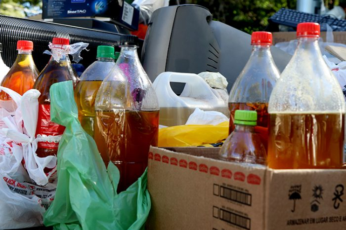 Drive-thru para coleta de recicláveis será realizado no próximo domingo (1°)