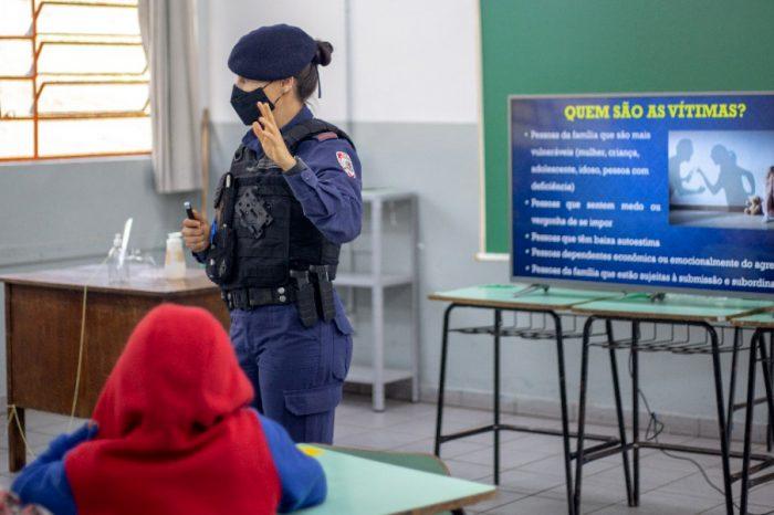 Defesa Social retoma projeto de palestras pela Guarda Municipal Escolar Comunitária