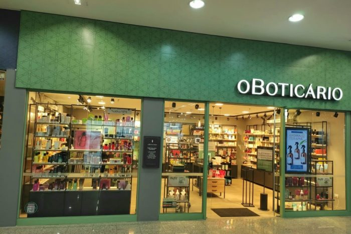 O Boticário apresenta novo modelo de loja em Cambé