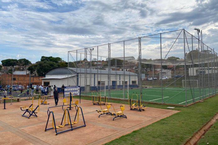 Governo lança mais duas unidades de projeto de lazer em Arapongas