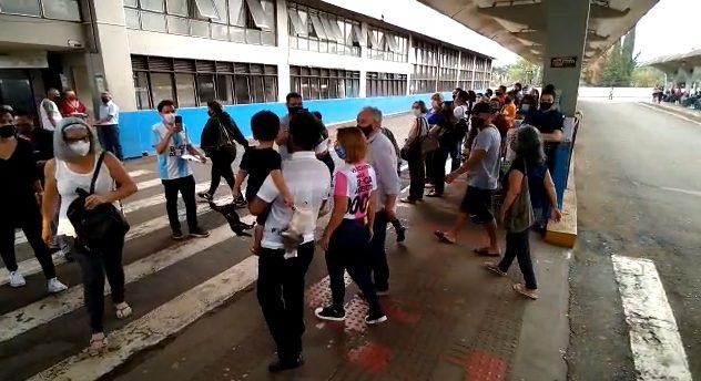 Vereadores fazem vistoria surpresa ao Terminal Central; assista