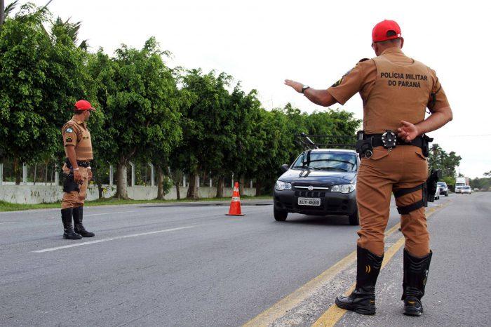 Mesmo com policiamento reforçado, rodovias registram excesso de velocidade no feriado